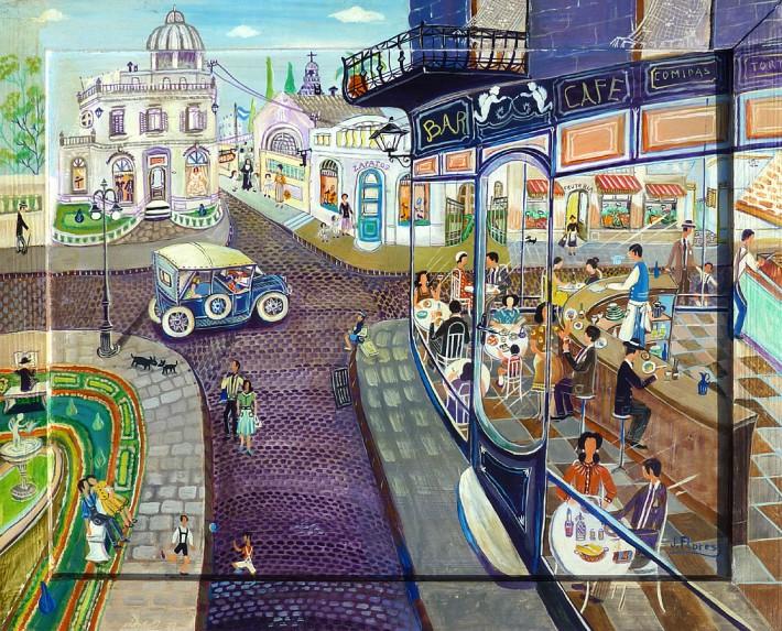 פעימות של עיר – חורחלינה פלורס
