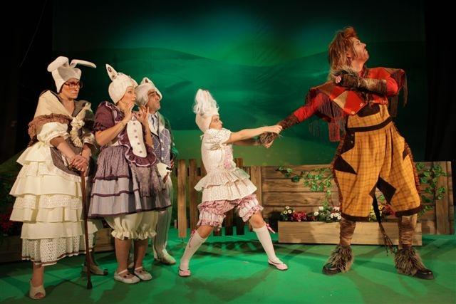 פסטיבל לילדים – תיאטרון קיץ 2012