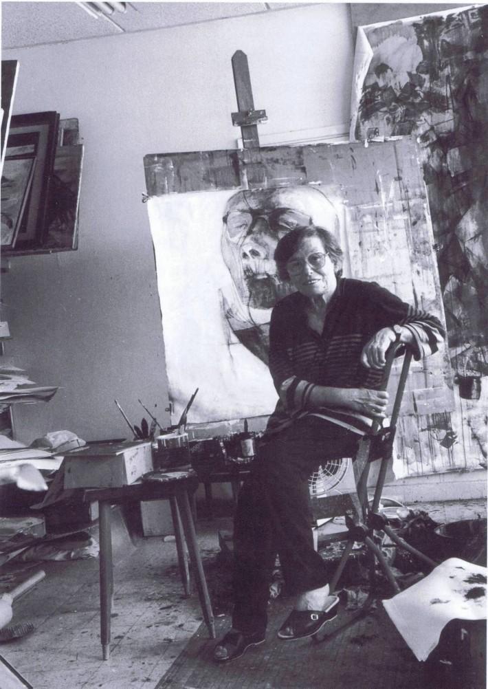 רות שלוס, האמנית החברתית של ישראל, הלכה לעולמה