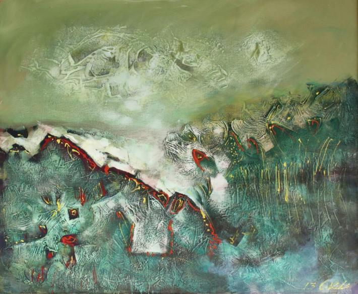 נסים זלאיט – 'ציורים 2013'