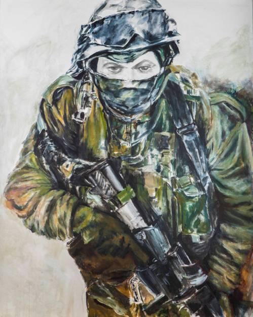 ענת גרינברג- 'גיבורי על'