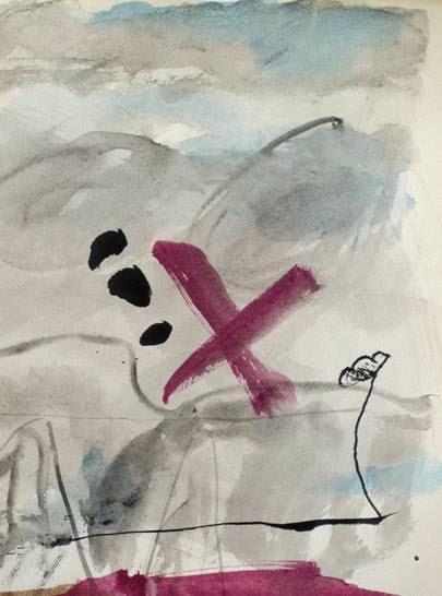 פיארו צ'יוידאלי – ציורים חדשים